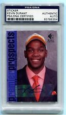 Kevin Durant 2007 SP Prospects Auto PSA/DNA Certified Authentic Rookie RC