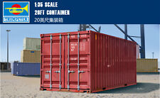 Trumpeter #01029 1/35 20ft Container Model Kit