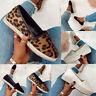 Womens Platform Sandals Espadrille Ankle Comfy Pumps Round Toe Shoes Size 6-10