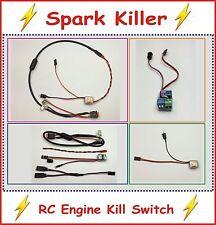 Spark Killer RC Engine Kill Switch Kit For Baja 5b,5T,5SC,MCD,Losi 5 Gas Engine