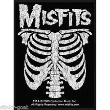 MiSfiTs RiBcage - Punk Rock GotH CriMson GhoSt hOrroR Concert Band Patch