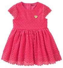 Juicy Couture Big Girls Fuchsia Dress Size 7 8/10 12 $75