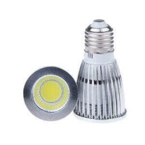 E27 3W COB Led Light Bulbs Spotlight Lamp Cool White Daylight 110V 220V Indoor