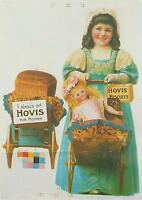 """HOVIS BISCUITS POSTCARD - """"I ALWAYS GET HOVIS FOR MOTHER""""  NEW - Reproduction PC"""
