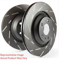 EBC USR Slotted Rotor Rear for 02-14 Nissan Altima / 04-08 Maxima / 07-14 Sentra