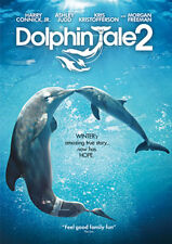 DOLPHIN TALE 2 - DVD - REGION 2 UK