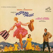 The Sound of Music 30th Anniversary Soundtrack CD by Rodgers & Hammerstein
