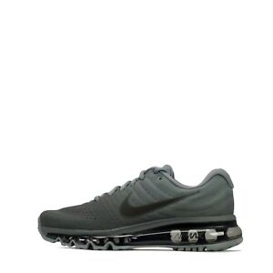 Nike Air Max 2017 Junior Youth Running Trainers Shoes Cool Grey/Anthracite