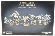 Warhammer 40k Battleforce Tau Empire Rapid Insertion Force