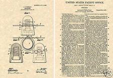 1907 Barclay Vetro Isolante Us Vernice Stampa Artistica Pronto per Telegraph