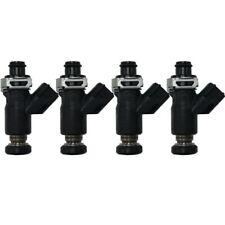 4 x Turbo High Flow Fuel Injectors 650cc for ACURA TSX K2 / HONDA CIVIC Si K24