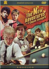 NEW ADVENTURES OF THE ELUSIVE AVENGERS DVD