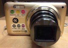 Camera digital GE 14.4MP Gold E1410SW Full HD 10X Optical Zoom high performance