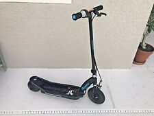 Black Razor Electric Scooter For Parts Or Repair E100 Model