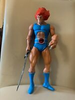 Thundercats Vintage action  Figure Lion-O 14  inches toys handmade from mexico