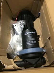 Whale Gulper Shower Drain Pump SDS021T 22mm. Never Used,  Boxed.