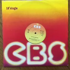 "U2 12"" VINYL SINGLE OUT OF CONTROL b/w  STORIES FOR BOYS & BOY/GIRL UK PRESS !!"