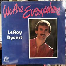 LeRoy Desart - We Are Everywhere SEALED PRIVATE PRESS GAY/LESBIAN 1980 VINYL LP