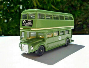 BUS ROUTEMASTER DRIVER TRAINING BUS ECOLE OXFOR 1/76  MIB