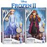 Disney Frozen 2 Swirling Light Up Anna or Elsa Fashion Doll