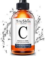 TruSkin Naturals Vitamin C Serum for Face 2oz Sealed
