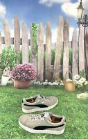 Puma Suede Classic Size 7 Men's Fashion Sneakers Shoes Gray/Blue 363242 03