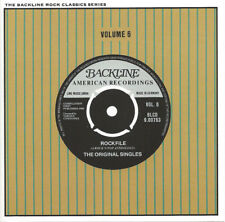 Rockfile 6 Guy Mitchell Bobby Darin Conway Twitty The Clovers Crickets Dion