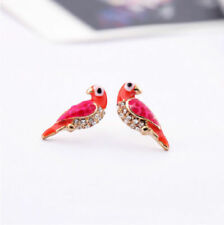 N111 New Betsey Johnson Fashion Jewelry Birds Earrings