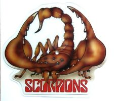 EX/EX The Scorpions Rhythm Of Love SHAPED VINYL PICTURE DISC! EX!