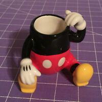 Disney Parks Best of Mickey Mouse Sitting - Toothpick Holder, Planter, etc - NEW