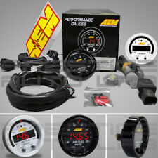 AEM X-Series Wideband UEGO AFR Sensor Controller Gauge With X-Digital COMBO KIT