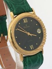 BULOVA 49712 retro OROLOGIO WATCH RELOJ VINTAGE ORIGINAL NEW OLD STOCK BU213 COM