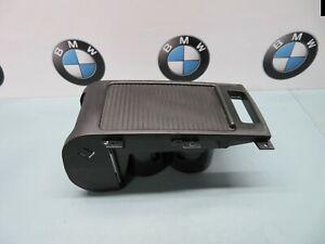 BMW X5 E53 2000-2006 FRONT CENTRE CONSOLE CUP HOLDER STORAGE COMPARTMENT 8402941