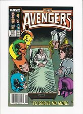 The Avengers #280 - MARVEL Comics, 1987
