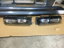 NISSAN SILVIA S13 GENUINE SQUARE HEADLIGHTS RIGHT LEFT SET VERY GOOD CONDITION