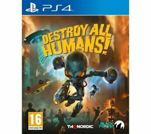 Destroy All Humans (PS4, 2020)