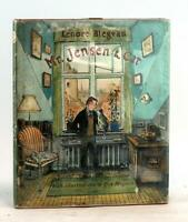 Lenore & Erik Blegvad First Edition 1965 Mr Jensen & Cat Hardcover w/Dustjacket