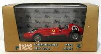 Brumm 1/43 Scale R122 - 1957 Ferrari 801 HP275 #10