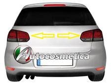 VW GOLF 6 MK6 2008-2012 Fari Fanali Posteriori a Led  Modello  Rosso fume'