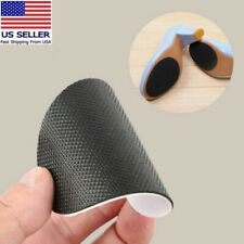 6x Self-Adhesive Invisible Sole Protector Non-slip Mat Shoe-Grip Rubber Pads Hot