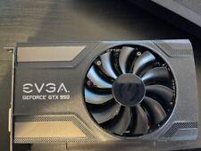 Used EVGA GeForce GTX 950 SC GAMING 2GB GDDR5 Graphics Card (02G-P4-2951-KR)