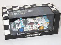 1/43 Gunnar Porsche G99  Bully Hill Vineyards Grand Am 2003 #6