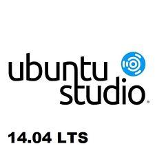 Linux Ubuntu Studio 14.04.5 LTS DVD 32 oder 64 Bit - Deutsch - Neueste Version -
