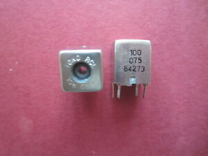 x1 ad1i4 TOKO 210SN variable Bobina 150MHz 5MM inductor de 4 vueltas Q = 70