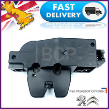 CITROEN C8 FIAT ULYSSE PEUGEOT 807 Tailgate Central Locking Lock Actuator Latch