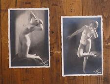 c1920 Tanz Dance Nude Photography Aktfotografie Akt Photographie Danzig Gottheil