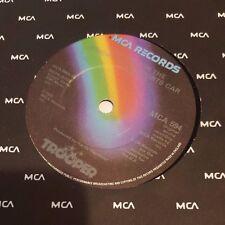 "Trooper-The Boys in the Bright White voiture de sport ~ 7"" vinyl (1979)"