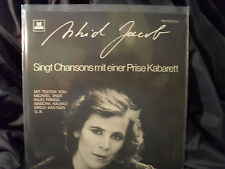 Astrid Jacob - singt Chansons mit einer Prise Kabaret