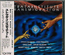 STRATA INSTITUTE Transmigration STEVE COLEMAN op Jpn CD