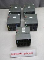 Siemens Sitop Power 10 Adaptador de Red 6ep1334-1sl12, 6ep 1334-1sl12 Probado